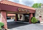 Hôtel Santa Fe - Quality Inn Santa Fe-1