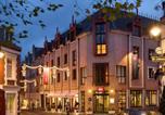 Hôtel Pas-de-Calais - Ibis Arras Centre Les Places-1