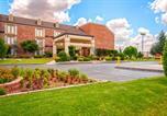 Hôtel Oklahoma City - Governors Suites Hotel Oklahoma City Airport Area-4