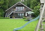 Location vacances Purmerend - Luxury Holiday Home with Jacuzzi In Noordbeemster-1