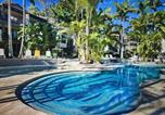 Location vacances Little Cove - Noosa Beach Apartment on Hasting St French quarter resort.Noosa Heads-2