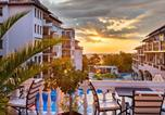 Villages vacances Balchik - The Cliff Beach & Spa Resort-3