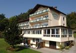 Location vacances Pörtschach am Wörthersee - Appartementhotel Karawankenblick-1