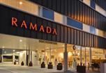 Location vacances Christchurch - Ramada Suites by Wyndham Christchurch City-1