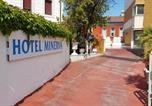 Hôtel Province de Pordenone - Hotel Minerva-1