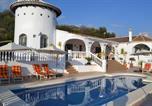 Location vacances Riogordo - Villa Las Golondrinas-1