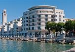 Hôtel Bari - Grande Albergo Delle Nazioni-1