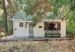 Location vacances Oakhurst - Creekside Cabin Near Yosemite-1