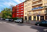 Hotel Central Inn am Hauptbahnhof