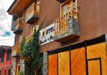 Hôtel Ollantaytambo - Balcon De Piedras-3