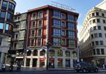 Hôtel Biscaye - Sercotel Arenal Bilbao-2