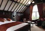 Hôtel Llangollen - Lyons Woodlands Hall-3