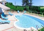 Location vacances  Tarn - Ferienhaus mit Pool Lacapelle-Ségalar 100s-4