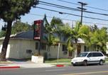 Hôtel Burbank - Tropico Motel-1