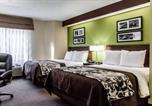 Hôtel Charlotte - Sleep Inn Airport - Billy Graham Parkway-2