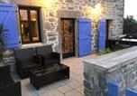 Location vacances  Ardèche - Mas de Guilhaumon côté hameau-4