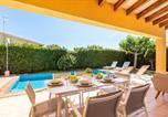 Location vacances Cala en Forcat - Villa Laura-4