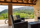 Location vacances Aragon - Masia El Mirador del Tiempo-2