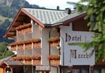 Hôtel 4 étoiles Les Gets - Hotel Macchi-1
