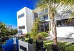 Location vacances Olesa de Bonesvalls - Spectacular modern design villa in Sitges Hills-3
