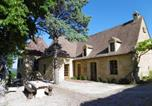 Location vacances Thonac - House with 5 bedrooms in Plazac with private pool furnished garden and Wifi-1