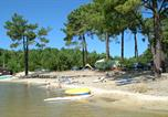 Camping avec Site nature Gironde - Camping Le Tedey-2