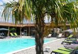 Camping avec Piscine Vaucluse - Camping Lodges en Provence-1