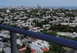 Location vacances  Uruguay - Apartamento en Montevideo - Piso 20-4