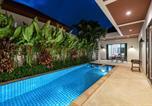 Location vacances Chalong - Modern 3br Boutique Pool Villa by Intira Villas-4