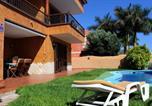 Location vacances Adeje - Lujosa villa en Adeje-1