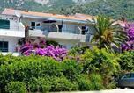 Location vacances Gradac - Apartment Drvenik Donja vala 9654a-1