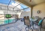 Location vacances Kissimmee - Stunning 5 Bed Townhome On A Resort 1566 Cpc Townhouse-3
