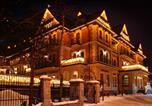 Hôtel Zakopane - Grand Hotel Stamary-2