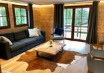 Location vacances Bullange - Chalet de charme, le &quote;Caribou Lodge&quote;, Eifel belge-1