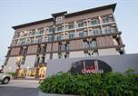Hôtel Lat Krabang - Dwella Suvarnabhumi-1