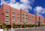 Hôtel Tulsa - Fairfield by Marriott Inn & Suites Tulsa Downtown Arts District-1