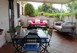 Location vacances Cleto - Villa with 2 bedrooms in Villaggio del Golfo with private pool enclosed garden and Wifi 100 m from the beach-4