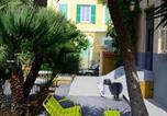 Hôtel Roquebrune-Cap-Martin - Hotel Lemon-3