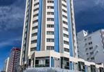 Hôtel Balneário Camboriú - Hotel Ilha da Madeira-1