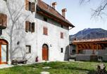 Location vacances Villa Santina - Locazione Turistica Cjase da Maestre - Rvo121-1
