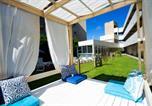 Hôtel Pinamar - Valeria Playa Apart-3