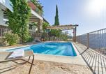 Location vacances Uleila del Campo - House with one bedroom in Laroya with wonderful mountain view shared pool furnished terrace 55 km from the beach-1