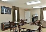 Hôtel Crestview - Econo Lodge Defuniak Springs-4