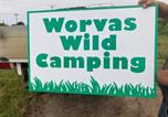 Camping  Acceptant les animaux Royaume-Uni - Worvas Wild Camping near St Ives-3