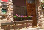 Location vacances Villanueva de Cameros - Apartamento Turistico Luar 1-1
