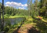 Location vacances Ranua - Oikea vanhanajan mökki koskimaisema, 1,5 h Oulusta-4