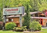 Hôtel Rutland - Cedarbrook Queen Suite 108-4