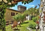 Location vacances Greve in Chianti - La Rosa Dei Vespucci Luxury Historic Apartments-1