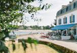 Hôtel Clohars-Fouesnant - Hotel Du Bac-4