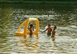 Camping avec Piscine Gondrin - Camping du Lac de Lislebonne-2